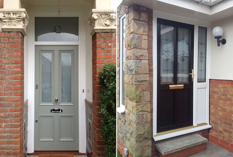 Composite Doors, Southampton, Winchester, Eastleigh