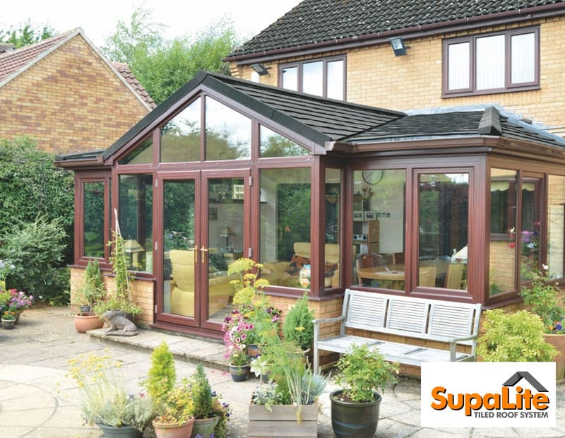 Tiled Roof Conservatory, Southampton, Winchester, Eastleigh